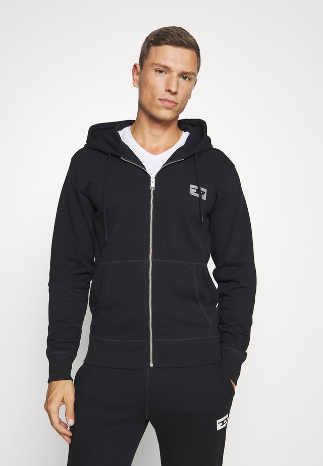 UMLT BRANDON - Pyjama top - black