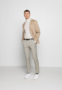 Viggo - OSTFOLD TROUSER - Trousers - grey - 1