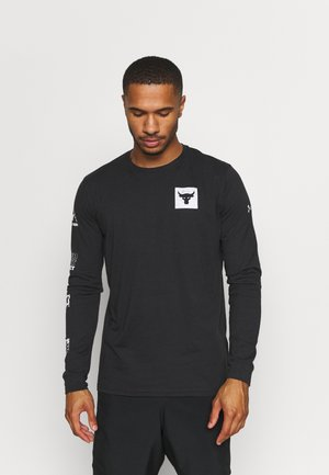 ROCK BRAHMA BULL - Langærmede T-shirts - black