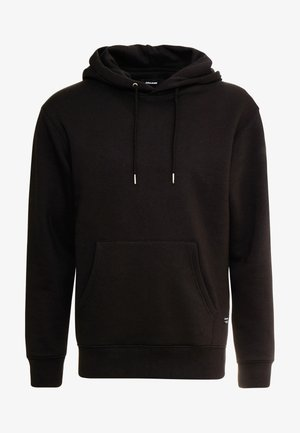 JJESOFT  - Sweat à capuche - black