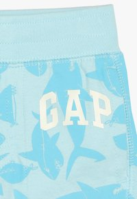 GAP - TODDLER BOY LOGO - Kraťasy - dockside blue - 3