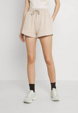 THROUGH THE SUMMER  - Shorts - beige