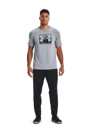 BOXED STYLE - Print T-shirt - grey