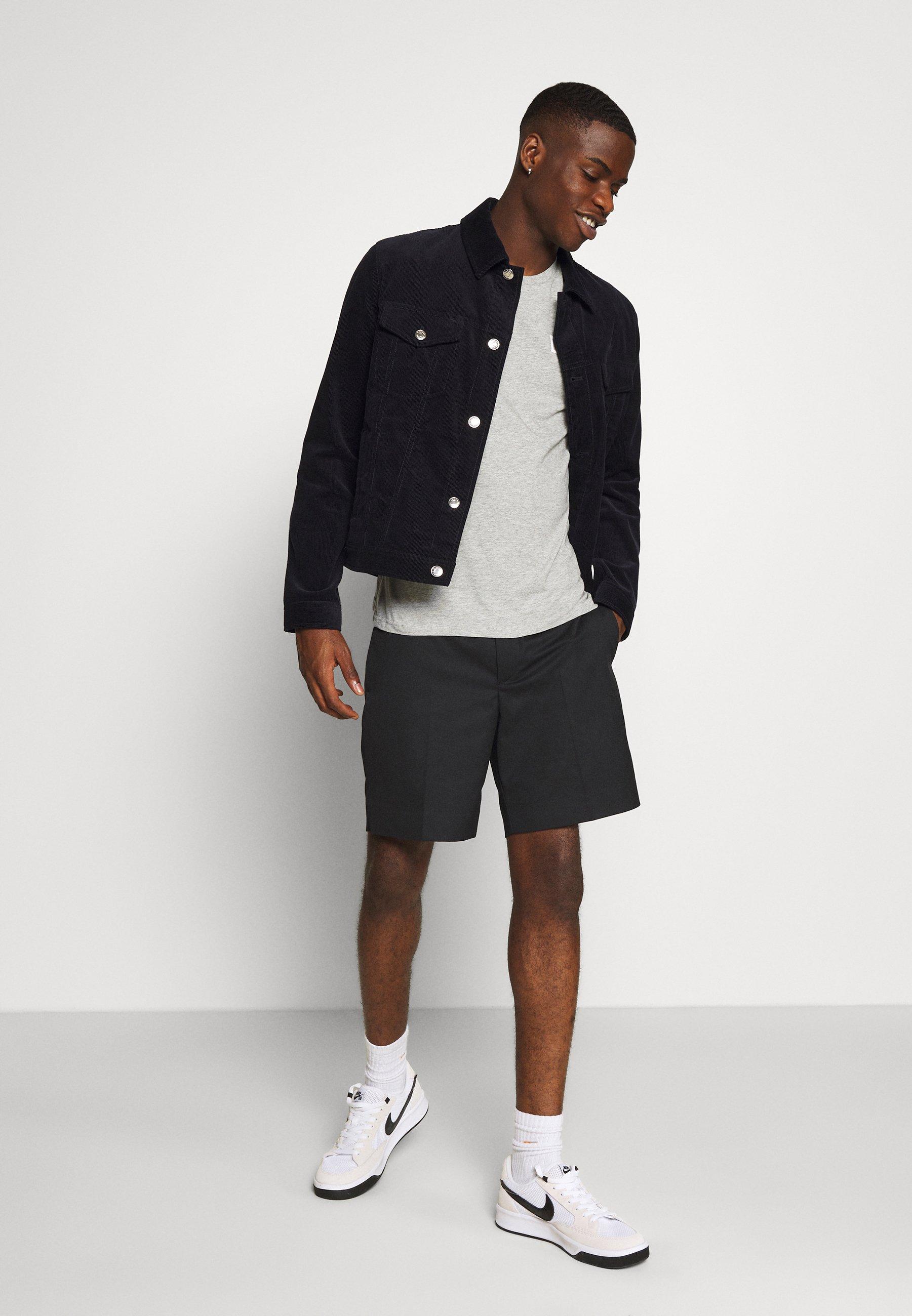 Uomo TWIN GRAPHIC 2 PACK - T-shirt basic