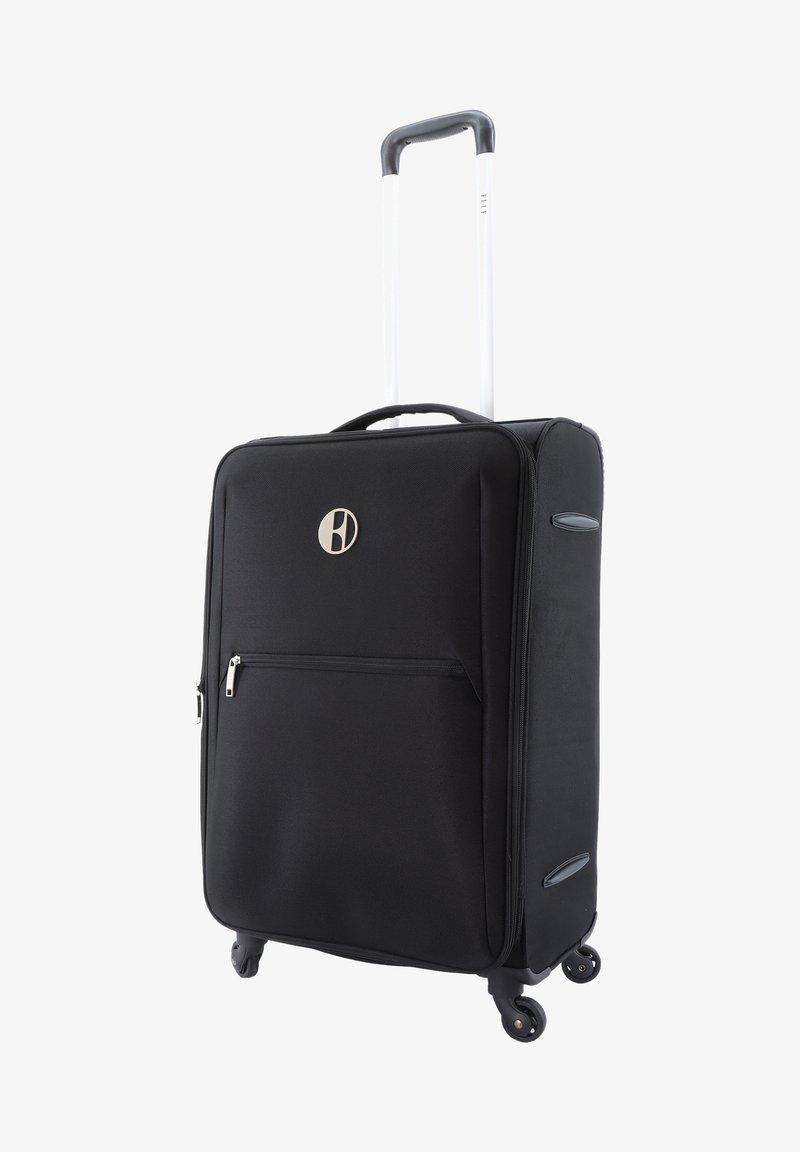 ELLE - Wheeled suitcase - schwarz