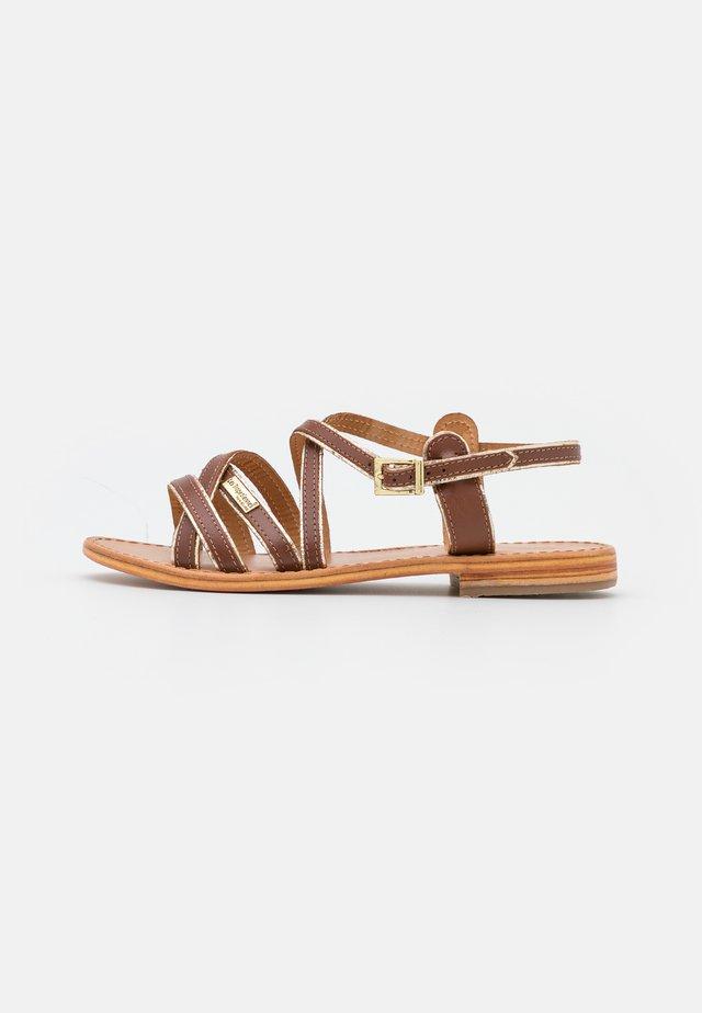 HAPAX - Sandals - tan
