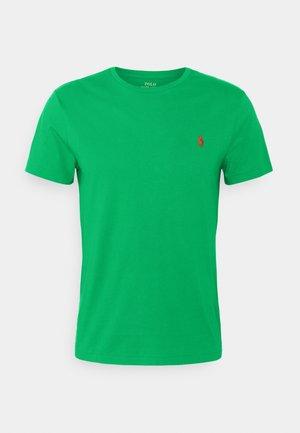 SHORT SLEEVE - Jednoduché triko - scarab green