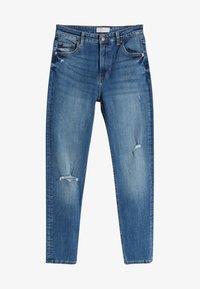 Bershka - Jeans Skinny Fit - blue - 4