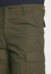 Carhartt WIP - AVIATION COLUMBIA - Shorts - cypress rinsed - 3