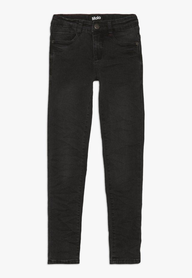 ANGELICA - Jeans Skinny Fit - washed black
