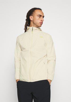 YEWTREE - Waterproof jacket - soya