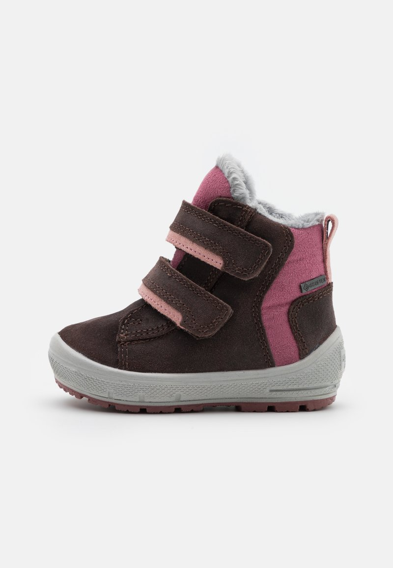 Superfit - GROOVY - Winter boots - lila/rosa
