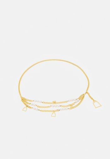 WOMEN'S BELT - Belt - oro giallo