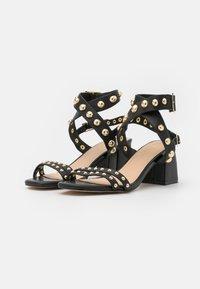 Cosmoparis - HARLA - Sandals - noir - 2