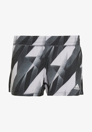 PACER - Pantalón corto de deporte - black
