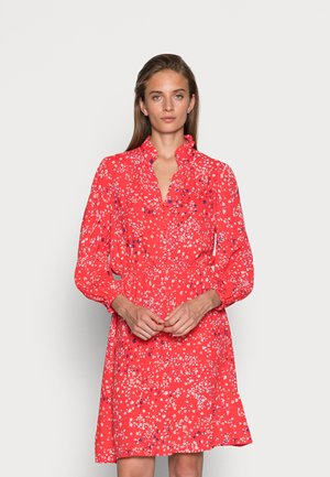 DRESS EMILY - Sukienka letnia - red