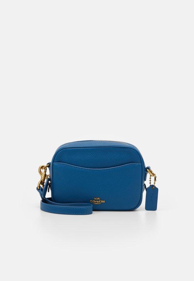 CAMERA BAG - Across body bag - bright mineral