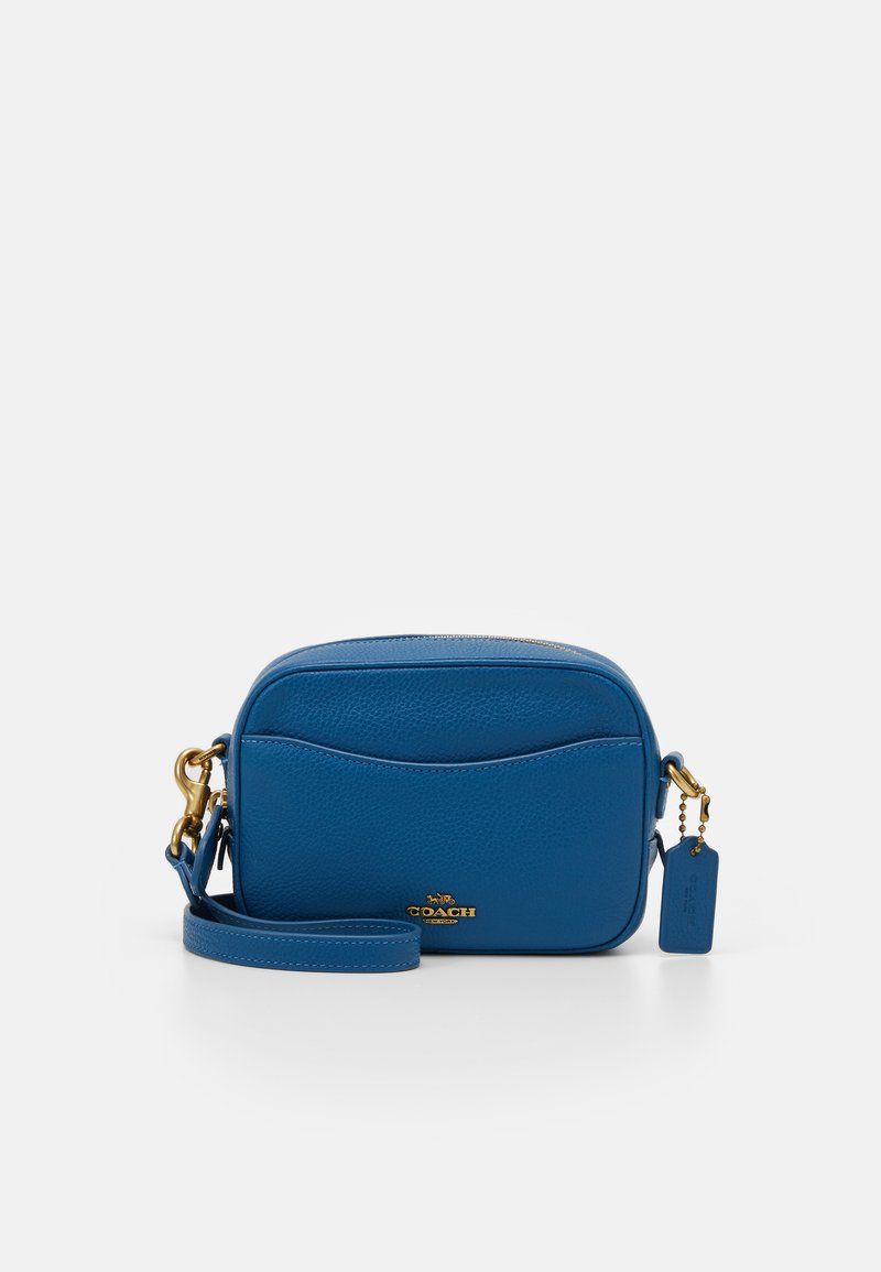 Coach - CAMERA BAG - Across body bag - bright mineral