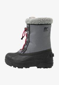 Sorel - CUMBERLAN - Winter boots - city grey/coal - 1