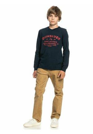 Pitkähihainen paita - navy blazer