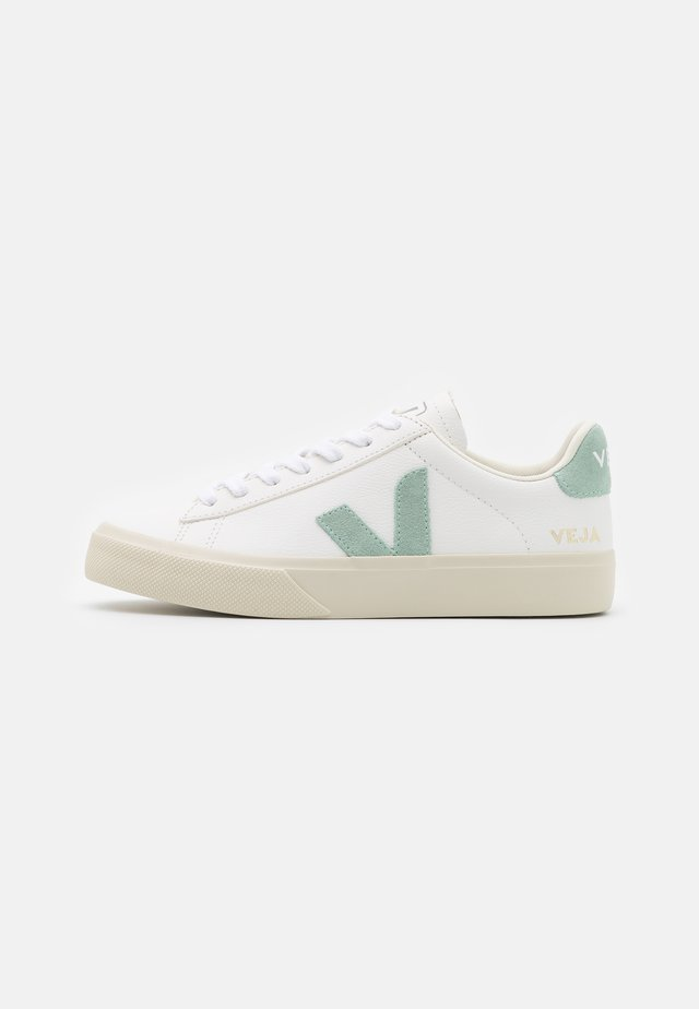 CAMPO - Sneakers laag - extra white/matcha