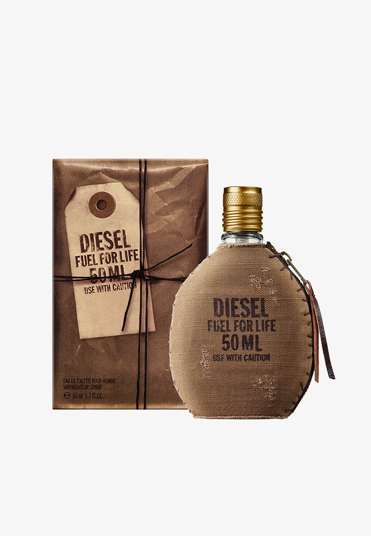 Diesel Fragrance - FUEL FOR LIFE EAU DE TOILETTE VAPO - Woda toaletowa - -