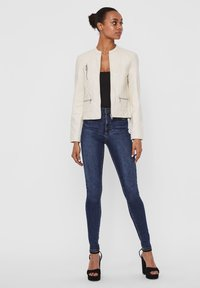 Vero Moda - Faux leather jacket - birch - 1