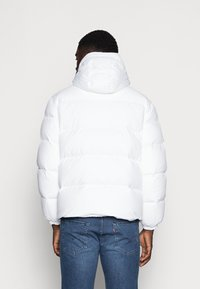 Tommy Jeans - ESSENTIAL JACKET - Dunjacka - white - 2