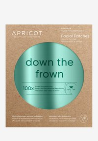 APRICOT - FACIAL PATCHES WITH HYALURON - Anti-Aging - - - 0