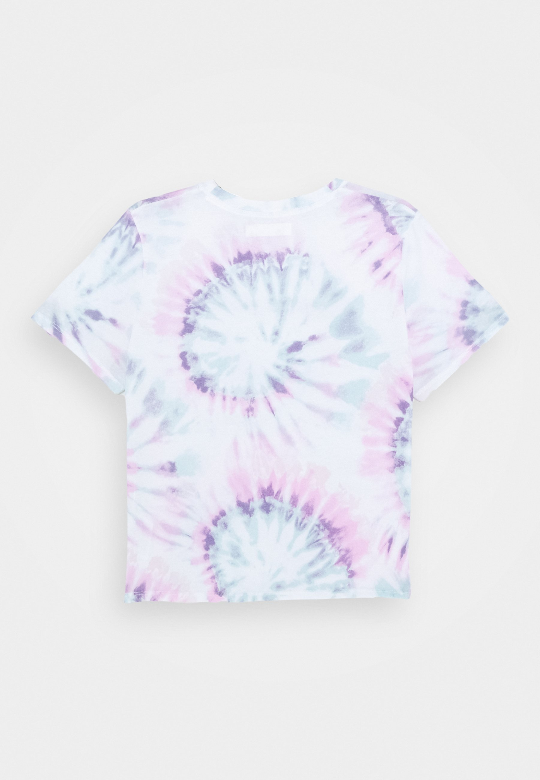 Abercrombie & Fitch Scrunchie Tee - T-shirts Med Print Multi Color