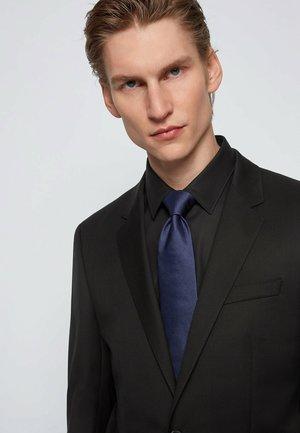 Tie - dark blue