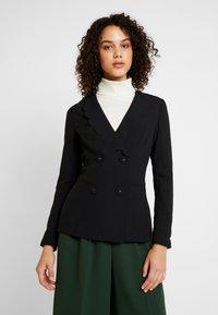 Fashion Union - TORA - Blazere - black - 0