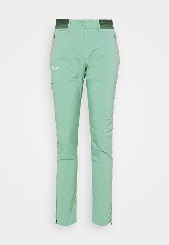 PEDROC  - Trousers - feldspar green
