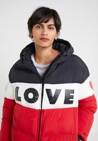 Love Moschino - Zimní bunda - red - 5