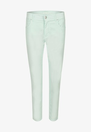 Slim fit jeans - mint