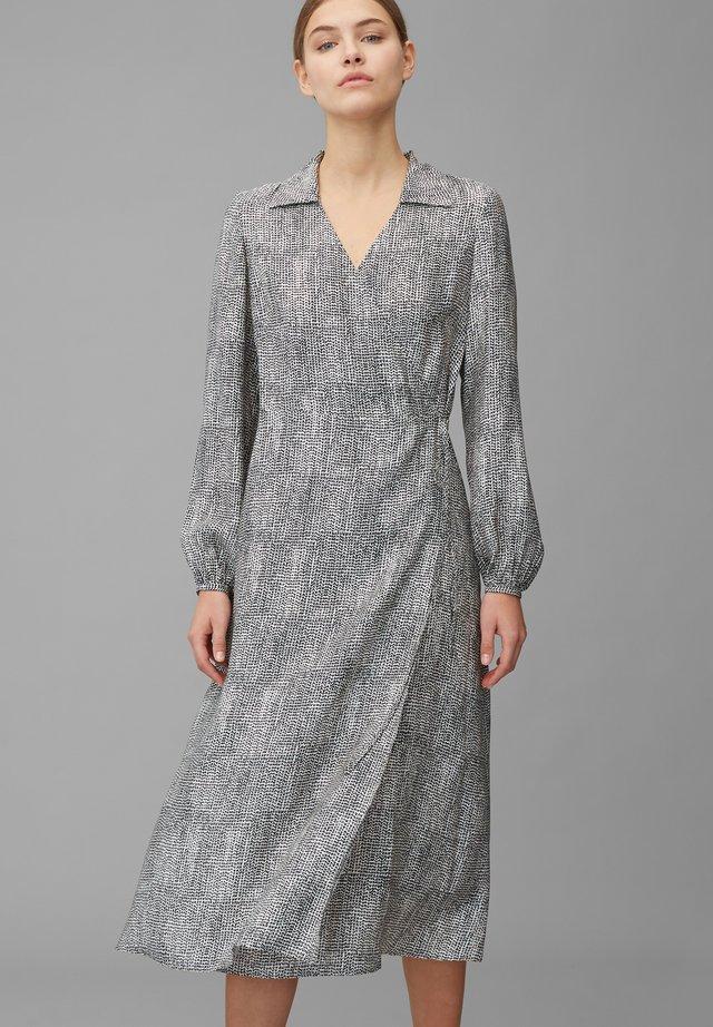 Korte jurk - grey, grey