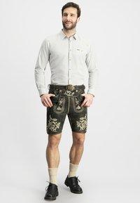 Stockerpoint - Shorts - grey - 1