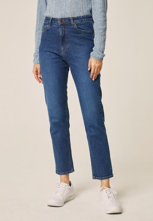 Straight leg jeans - tejano