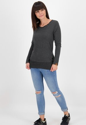COCOAK  - Long sleeved top - moonless