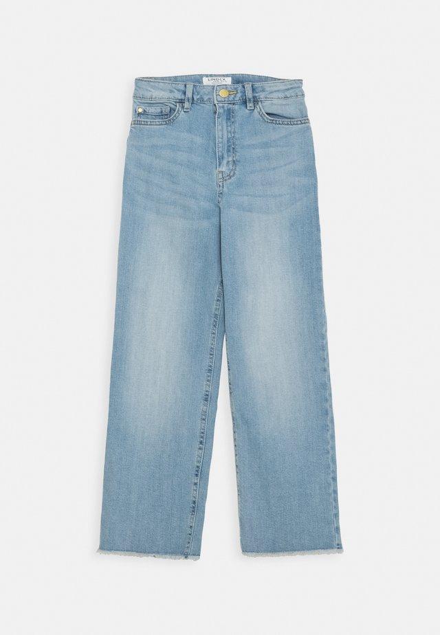 TROUSERS LOTTE LIGHT - Straight leg jeans - light denim