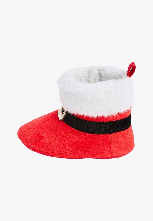 Śniegowce - red