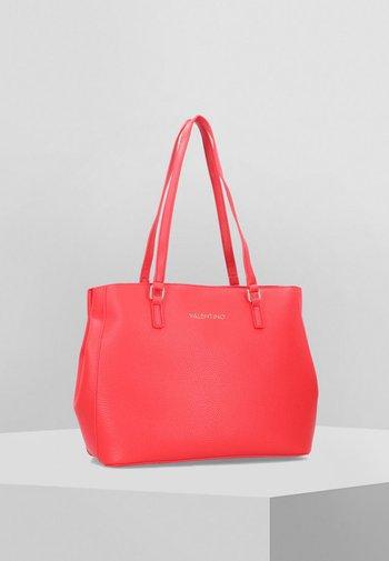 SUPERMAN - Handbag - red