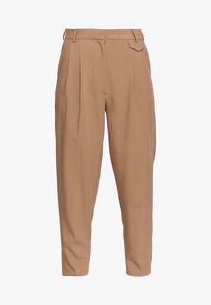 PANTS JADE  - Kalhoty - brown