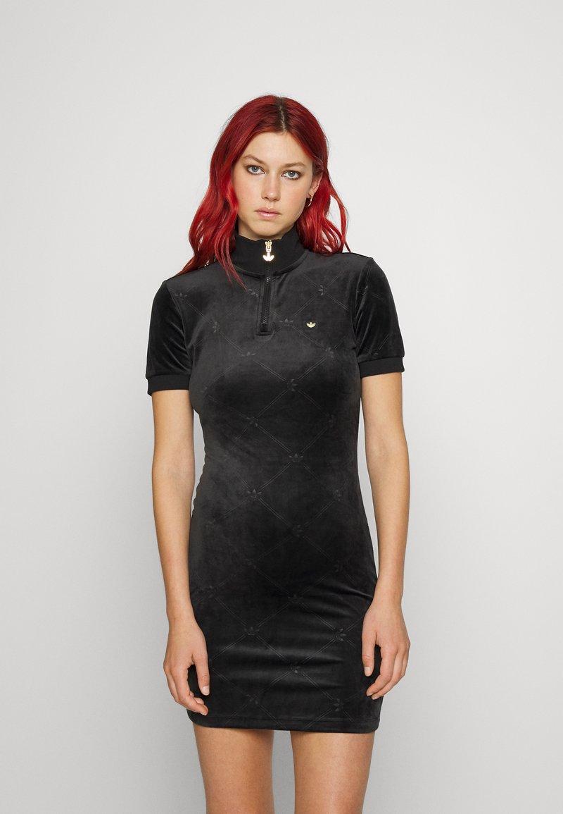 adidas Originals - DRESS - Vestido de tubo - black