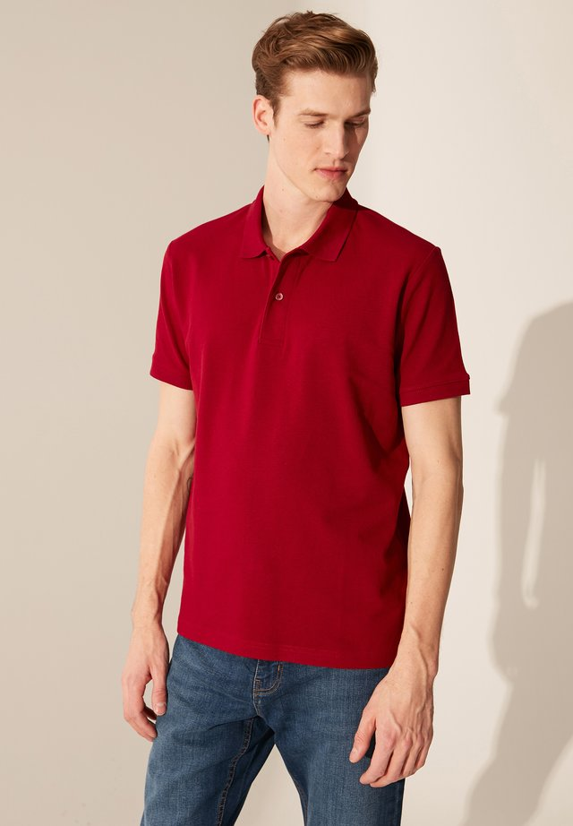 Poloshirt - maroon