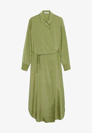 RAIN - Košilové šaty - grønn