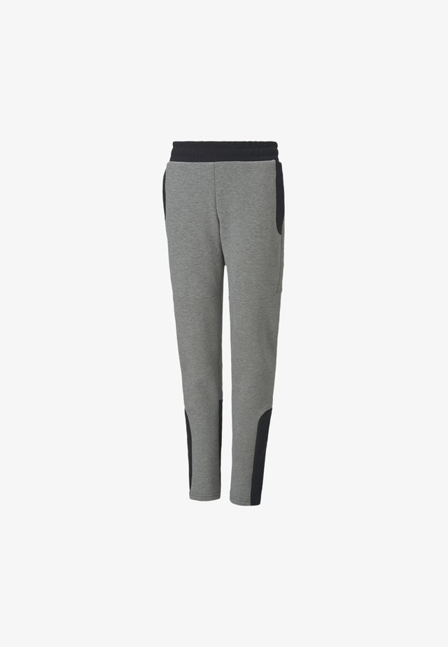 Trousers - medium gray heather
