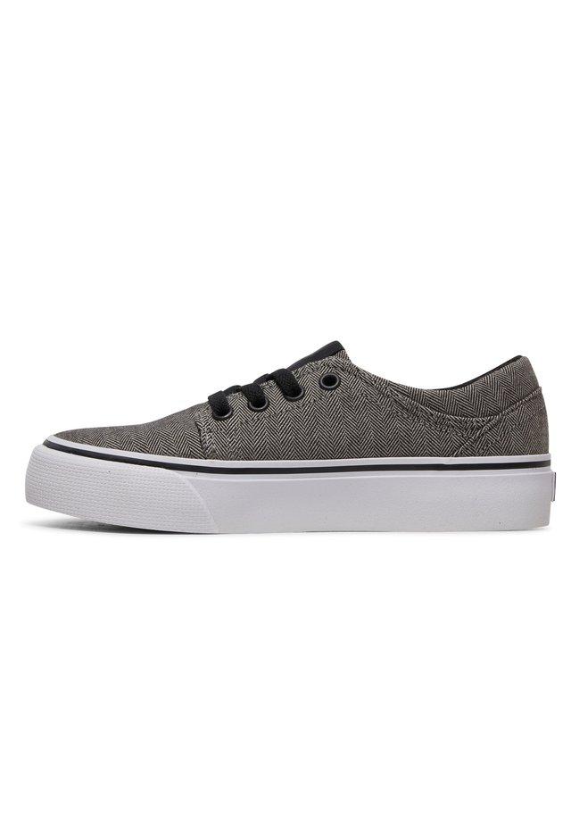 DC SHOES™ TRASE TX SE - SCHUHE FÜR JUNGEN 8-16 ADBS300252 - Sneaker low - dark grey