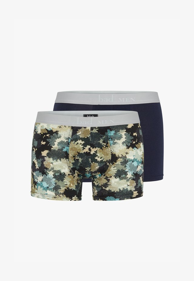 2PACK - Shorty - blue