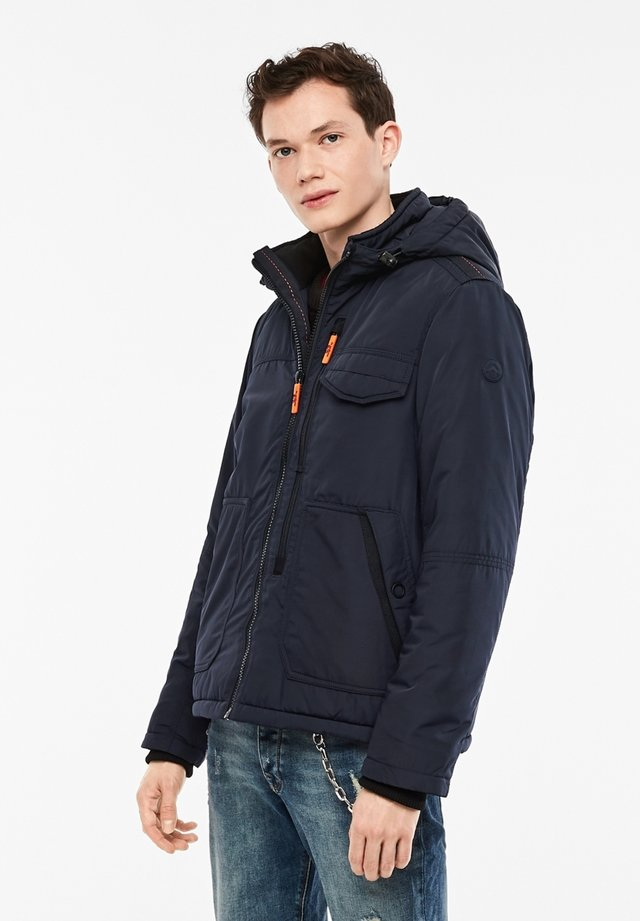 OUTERWEAR - Winter jacket - navy
